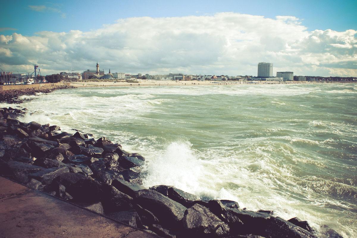 Am Baltischen Meer