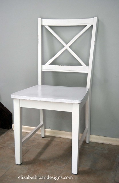 Dining Chair Makeover 4