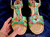 Painted shoes for Tori Amos by Shannon Kringen