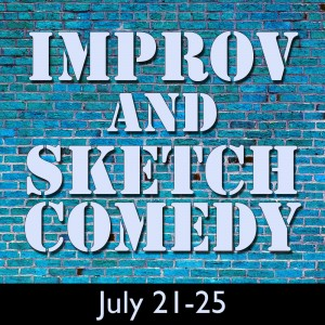 improv comedy camp