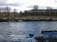 La Seine et l'Orangerie
