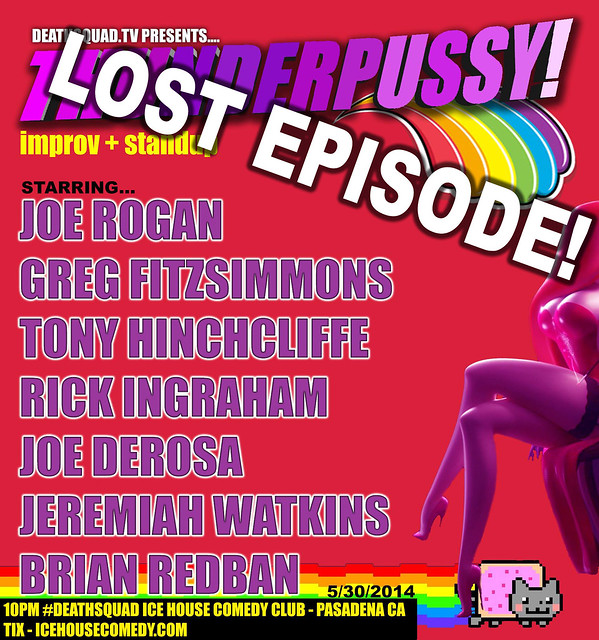 THUNDERPUSSY #12 (LOST EPISODE)