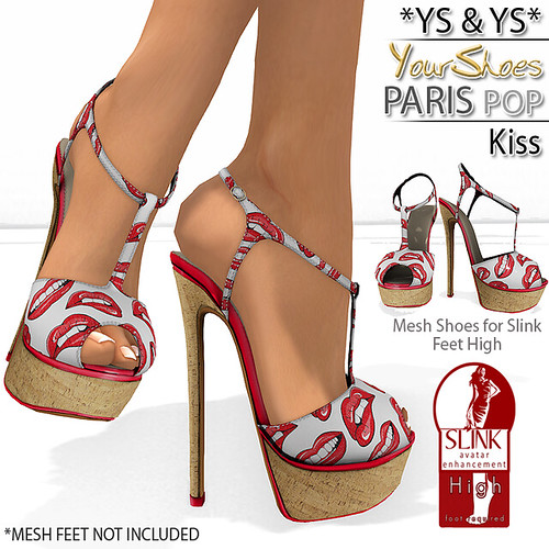 Paris Pop Shoes @ Rhapsody