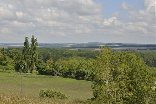 Puy de Versac et ses bois