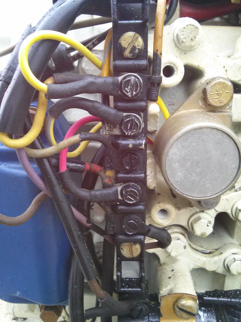 1981 Johnson 90hp J90tlcim Rectifier Issue  Page  1