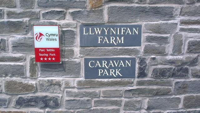 Llwynifan Farm / South Wales Caravan Site