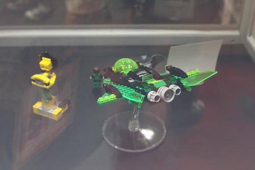LEGO DC Comics Super Heroes Green Lantern vs. Sinestro (76025)