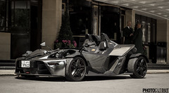 Attention grabber KTM x-bow from kuwait !!