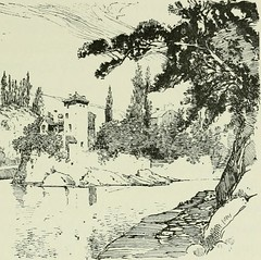 """Image from page 394 of """"A summer voyage on the river Saône. With a hundred and forty-eight illustrations"""" (1889)"""