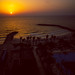 Small photo of Sunset view at the Ajman Saray