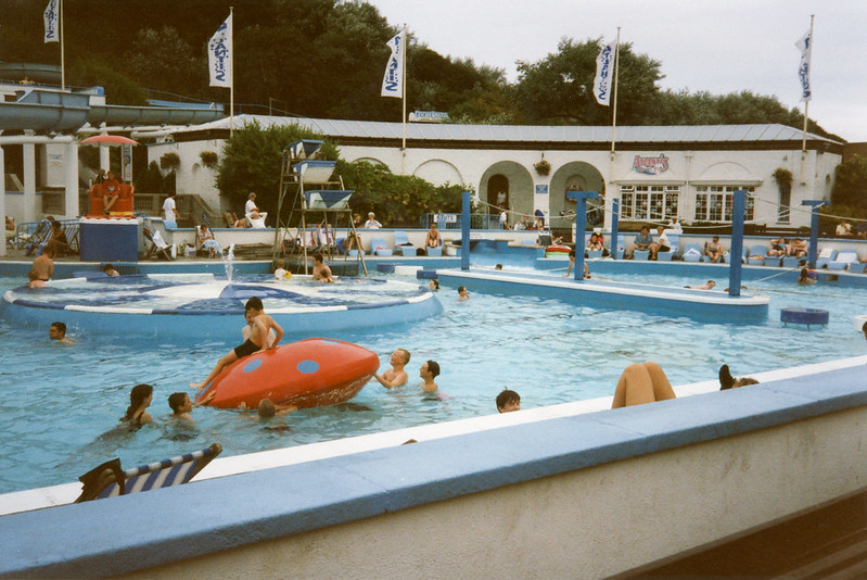 Swimming Pool Stories From Scarborough