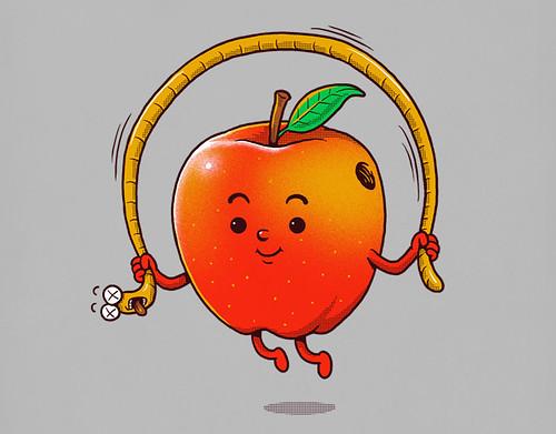 Mądre jabłko