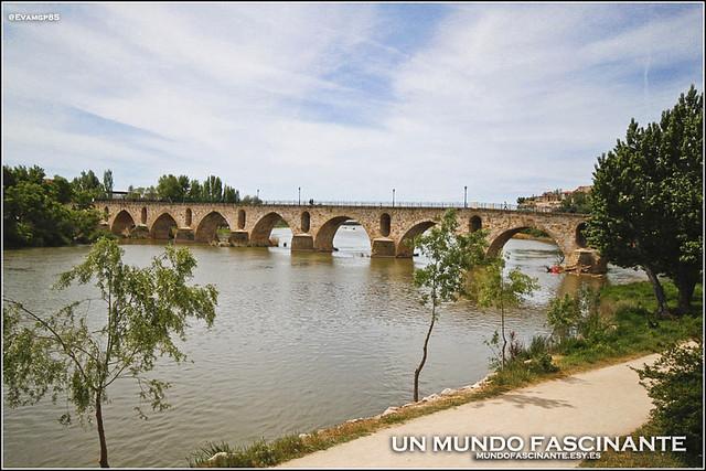 Zamora, Puente de piedra