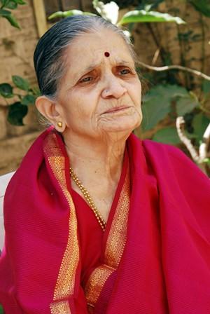Serene Courage - Granny Sushila Kulkarni