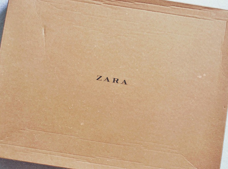 New in Zara sale