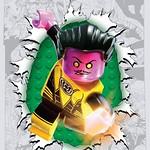 DC Comics LEGO Sinestro #7
