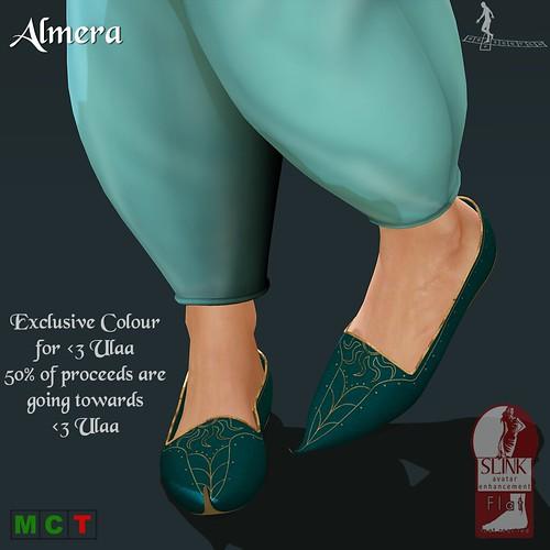 Almera Turquoise