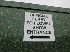 Do I want to take the ferry?