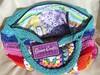 Colored Crochet Purse