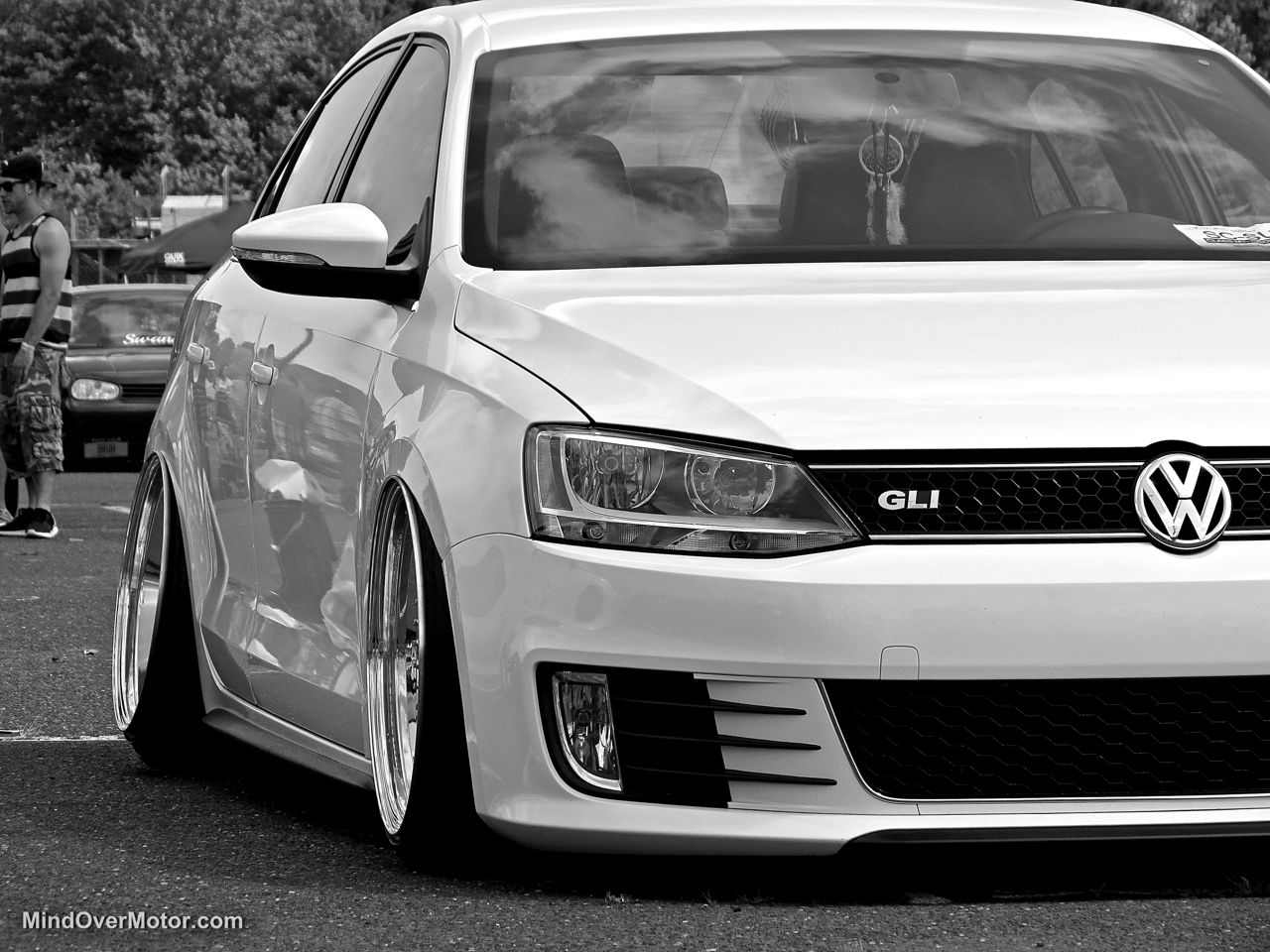 Waterfest 20 VW GLI Slammed