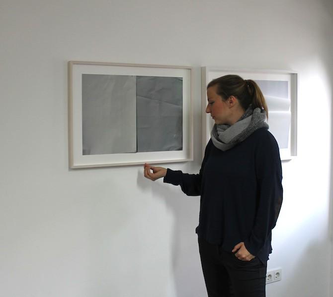 Johanna von Monkiewitsch / Studio visit / all works copyright and courtesy johanna von monkiewitsch