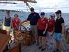 Tall Ships America crew