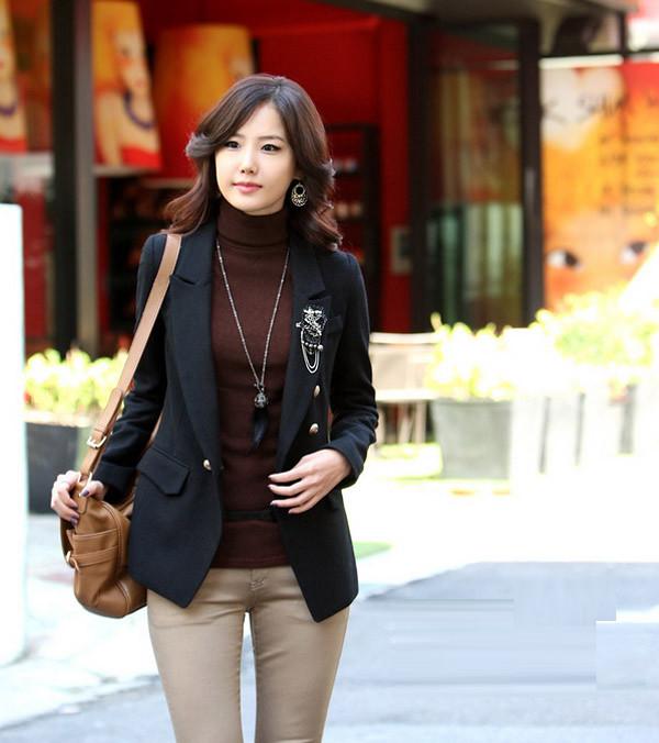 Thời trang công sở Thu Đông 2014 đẹp như Hàn Quốc cho Nữ 120