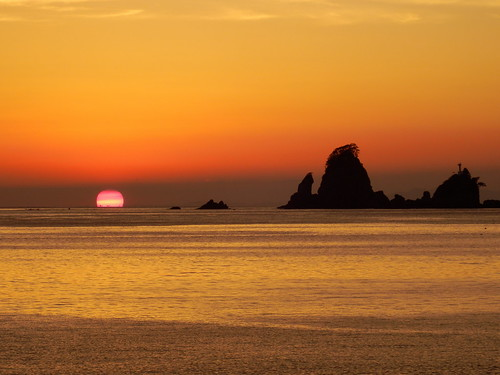 Otago Coast Sunset
