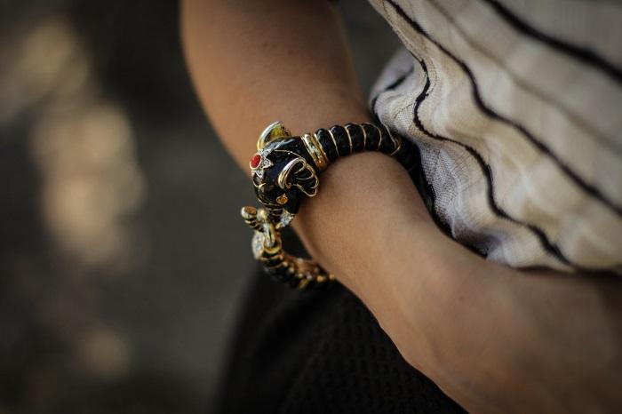 va darling. dc blogger. virginia personal style blogger. black skater skirt. striped tank dress. strappy tibi sandals. spring style. dc fashion. 10