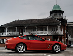 race car, automobile, ferrari 550 maranello, wheel, vehicle, automotive design, ferrari 550, ferrari 575m maranello, land vehicle, luxury vehicle, sports car,
