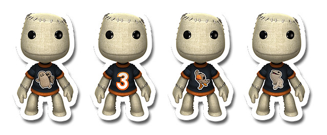 SackBoy T-Shirts