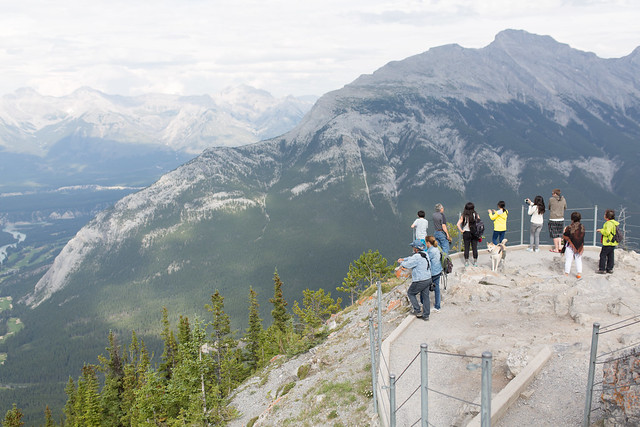 Sulphur Mountain Banff Gondola