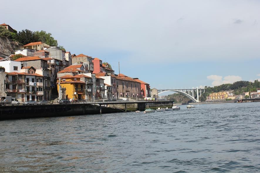 entre Vila et Porto