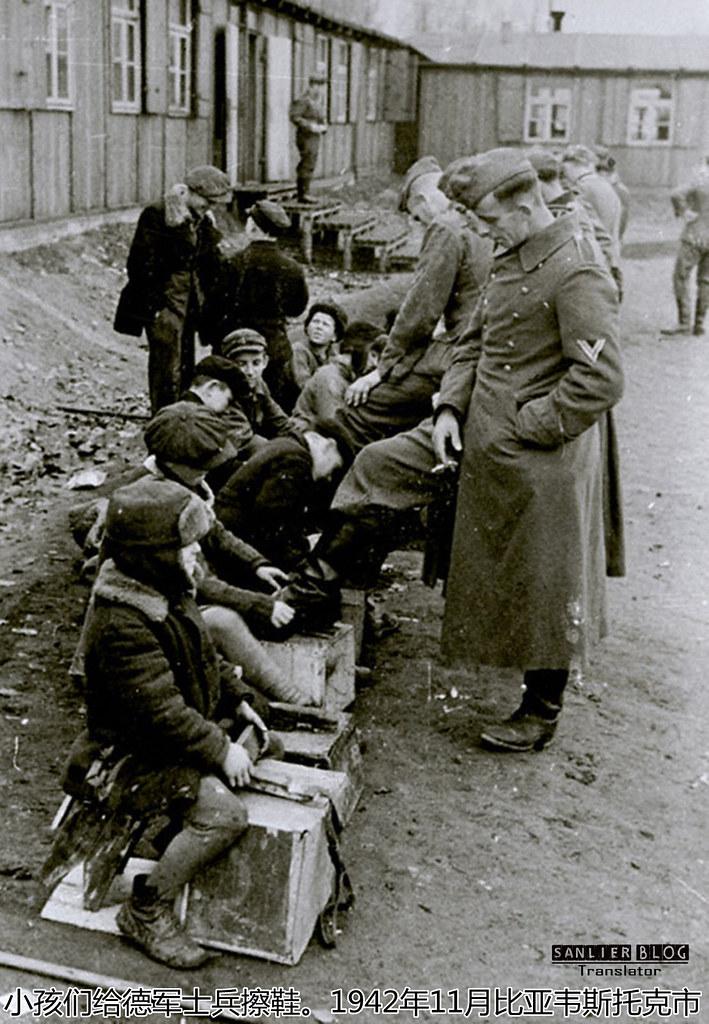 伟大卫国战争中的儿童42