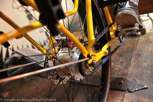 Finch-fiets unveiling at Velo Cult-7
