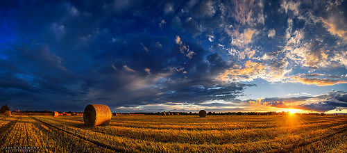 sunset summer sky panorama clouds skyscape hungary hdr cloudscape realitydream