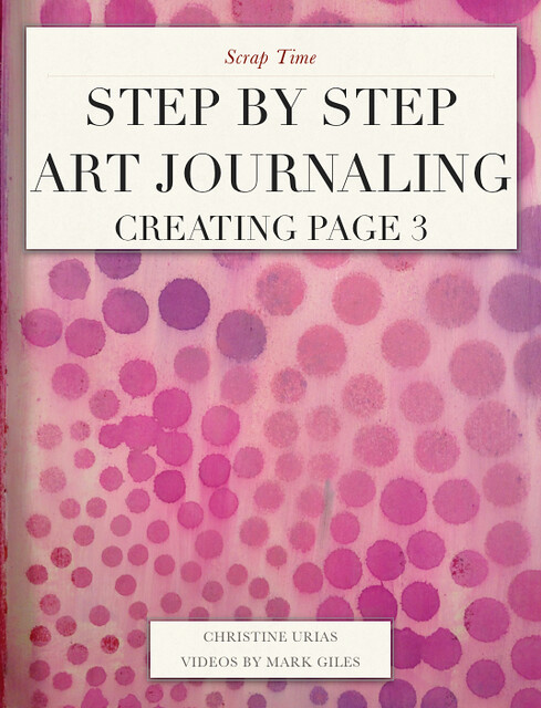 Scrap Time - Ep. 969 - Step by Step Art Journaling iBooks