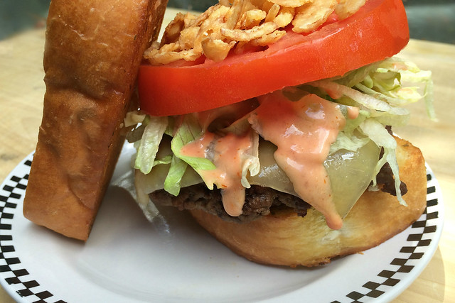 Steakhouse Burger