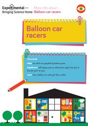BalloonCarRacerWorksheet