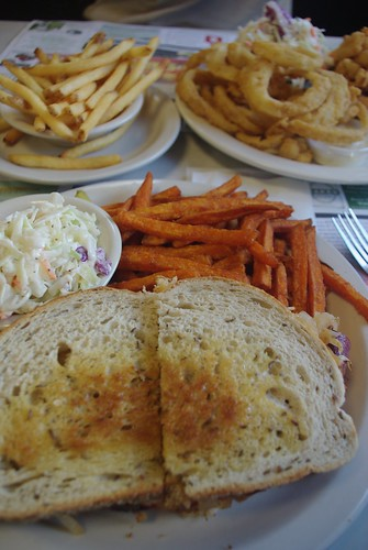 Lunch at Moody's Diner
