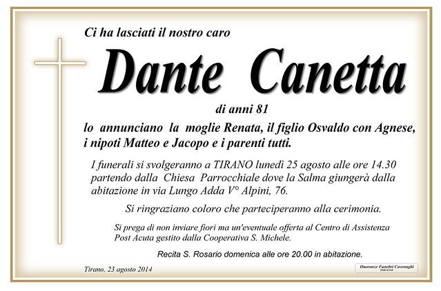 Dante Canetta