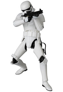 MAFEX STAR WARS Stormtrooper 帝國風暴兵