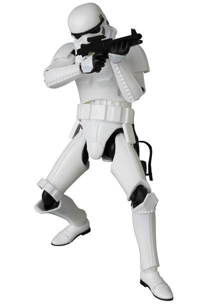 MAFEX STAR WARS Stormtrooper 帝國風暴兵