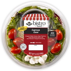 Caprese Bistro Bowl Salad from Ready Pac