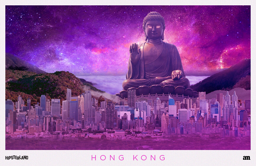 Hong Kong - Hipsterland