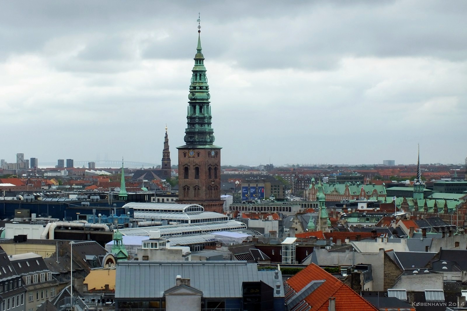 Rundetårn, København, Denmark