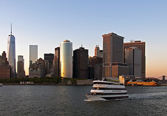 Cruise Around NYC - July 5, 2014