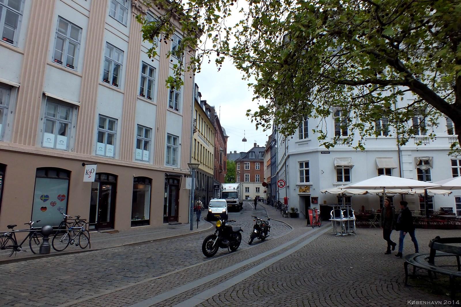 Fortunstræde, København, Denmark