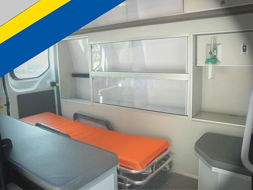 Ambulancia Tipo II Europa LE