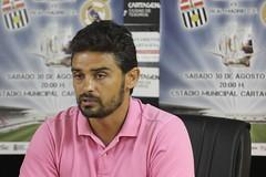 Leo Gómez Presentación detalles Carabela de Plata juvenil